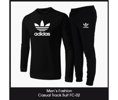 Mens Fashion Casual Track Suit FC-02