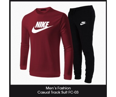 Mens Fashion Casual Track Suit FC-03