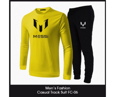 Mens Fashion Casual Track Suit FC-06